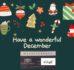 'Have a Wonderful December' met de Verdraagzaamheid Cadeaubon